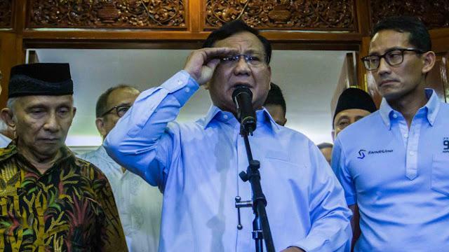 Timses Prabowo Siapkan Kejutan untuk Tumpulkan Jokowi di Jabar
