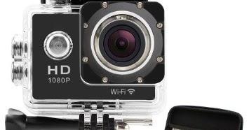 Geekpro Camera Review : Feather chucker geekpro camera