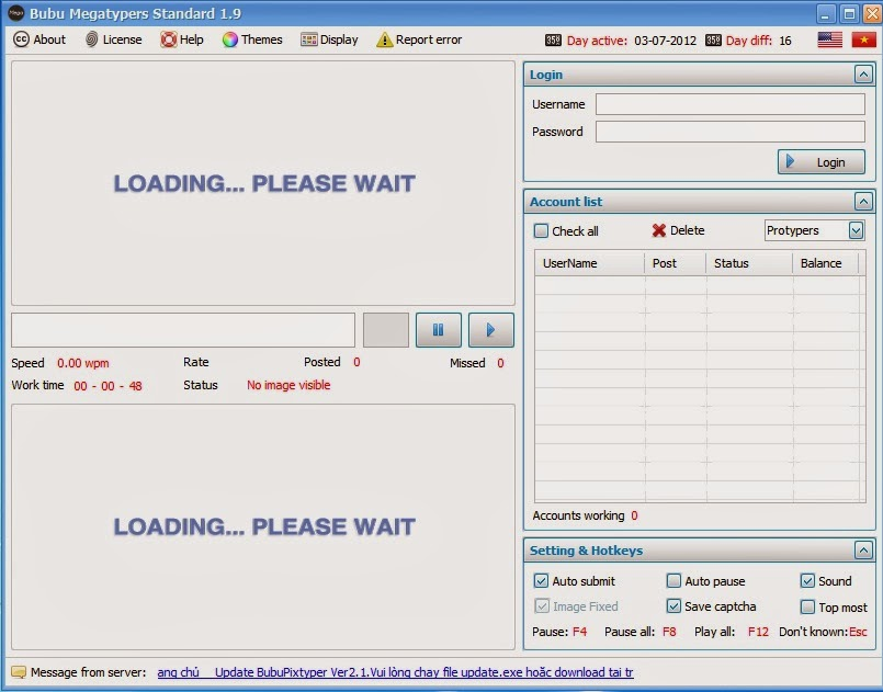 Weiwei Captcha software free