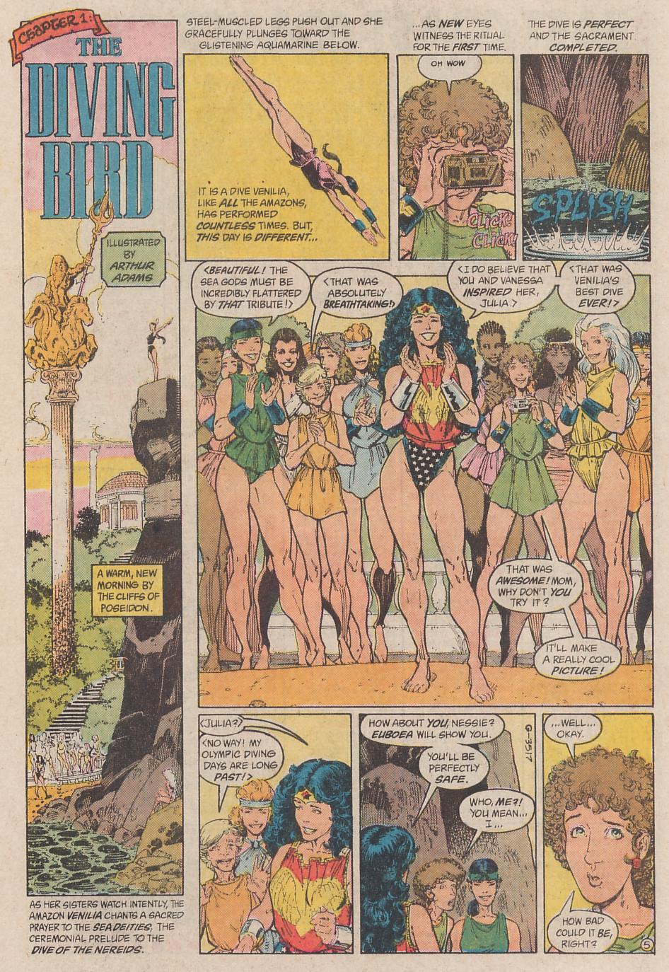 Read online Wonder Woman (1987) comic -  Issue # Annual 1 - 6