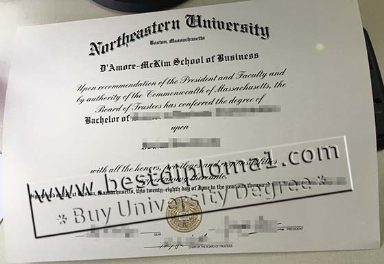 buy a NEU diploma