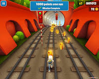 Subway Sufers Apk File Format for androids and tablets.