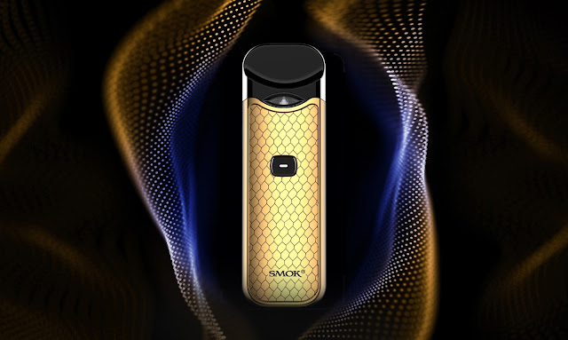 Smok Nord Kit Carbon Fiber Edition is Coming Soon