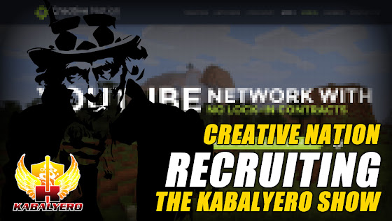 Creative Nation ★ Recruiting The Kabalyero Show
