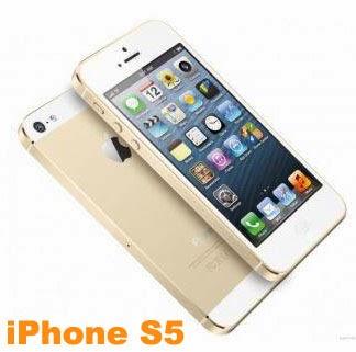 Foto iPhone S5
