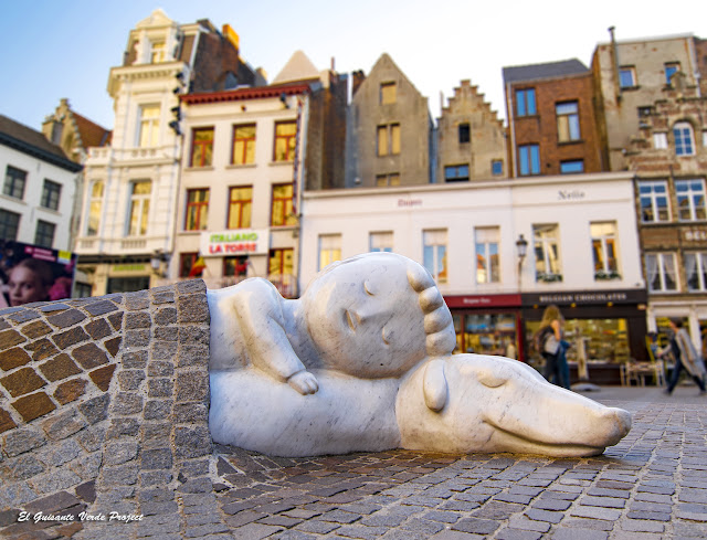 Nello y Patrasche - Amberes, por El Guisante Verde Project