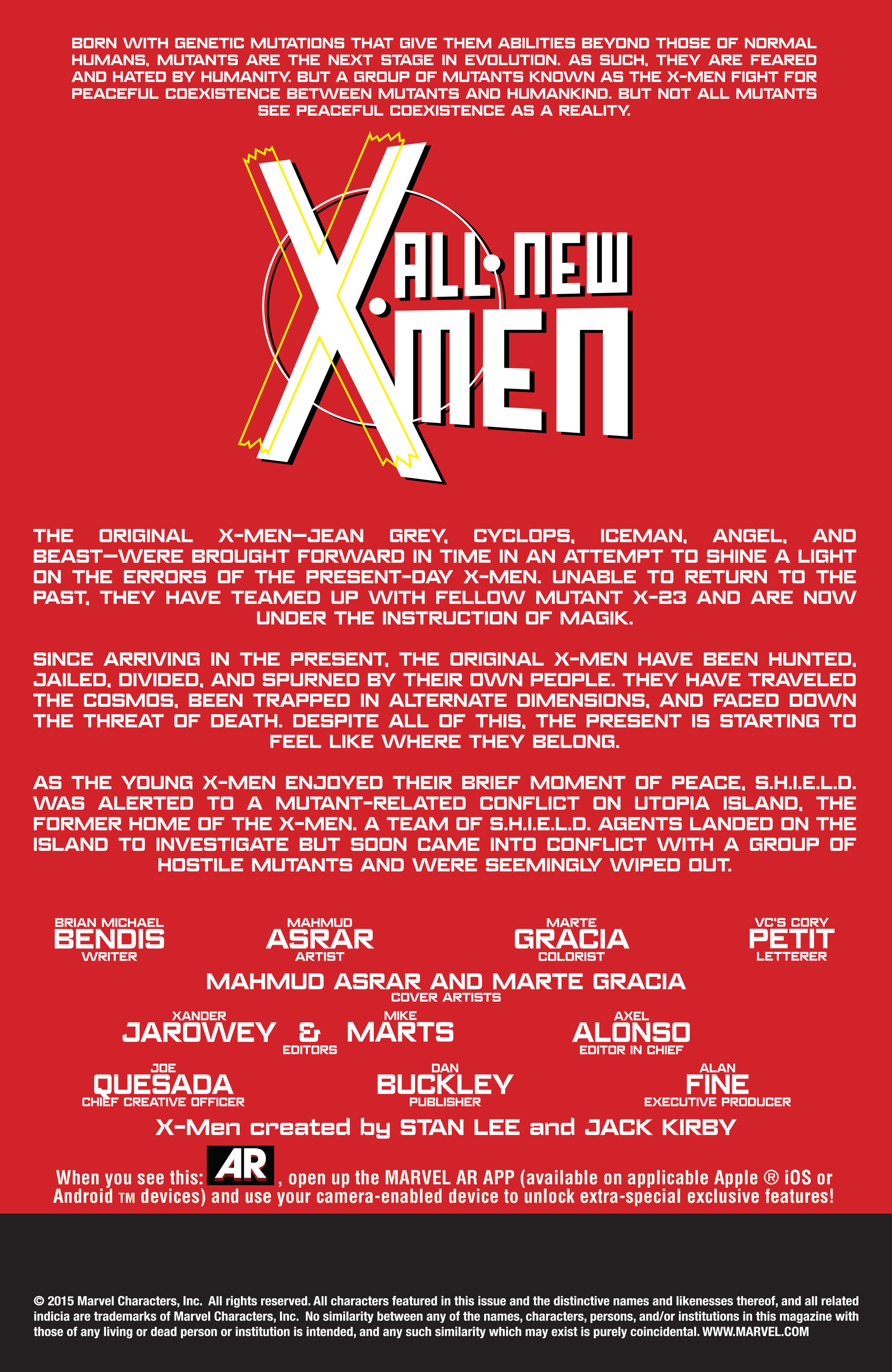 Read online All-New X-Men (2013) comic -  Issue #41 - 2