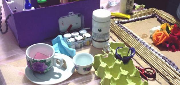 دراسة جدوى فكرة مشروع اعادة التدوير فى المنزل فى مصر 2018