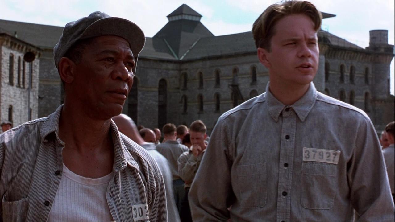 Er det bare vi som digger The Shawshank Redemption - Frihetens regn?