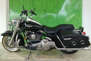 Dijual Harley Roadking 2006 Harga 195 Juta