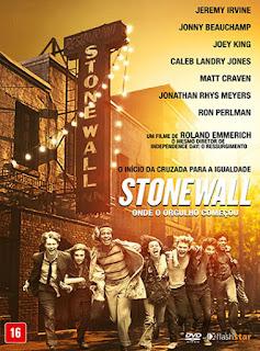 Stonewall: Onde o Orgulho Começou - BDRip Dual Áudio