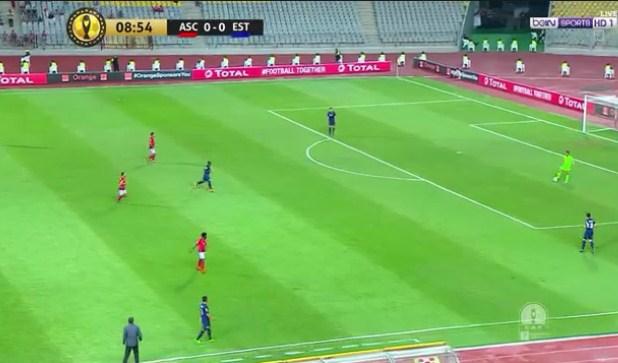 الاهلى يفشل فى تحقيق فوز سهل امام الترجى التونسى فى دورى مجموعات دورى ابطال افريقيا 2018 Al Ahly-vs-ES Tunis