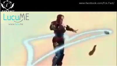 Lihat Nih Video Proses Perubahan Super Hero Paling Ngondek Sejagad