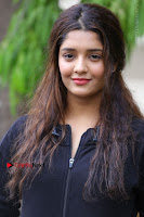 Actress Ritika Singh Stills at Guru Movie Success meet  0078.JPG