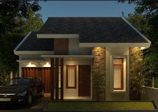 Desain Rumah Minimalis Dengan 1 Lantai Terbaru