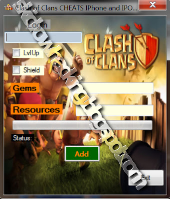 Clash hack of clans android no survey download gem