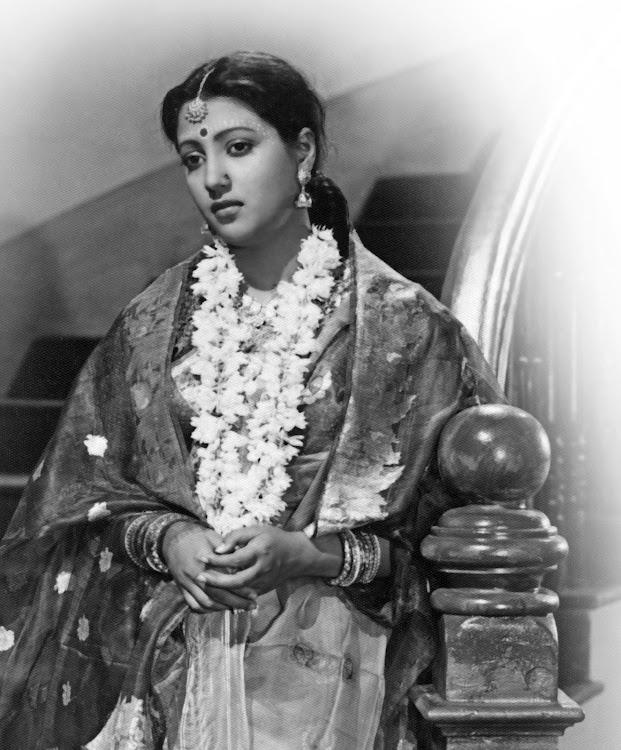 Suchitra Sen in Devdas 1955