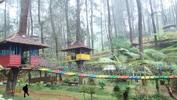 3 Lokasi Pilihan Outbound Lembang Dan Bandung
