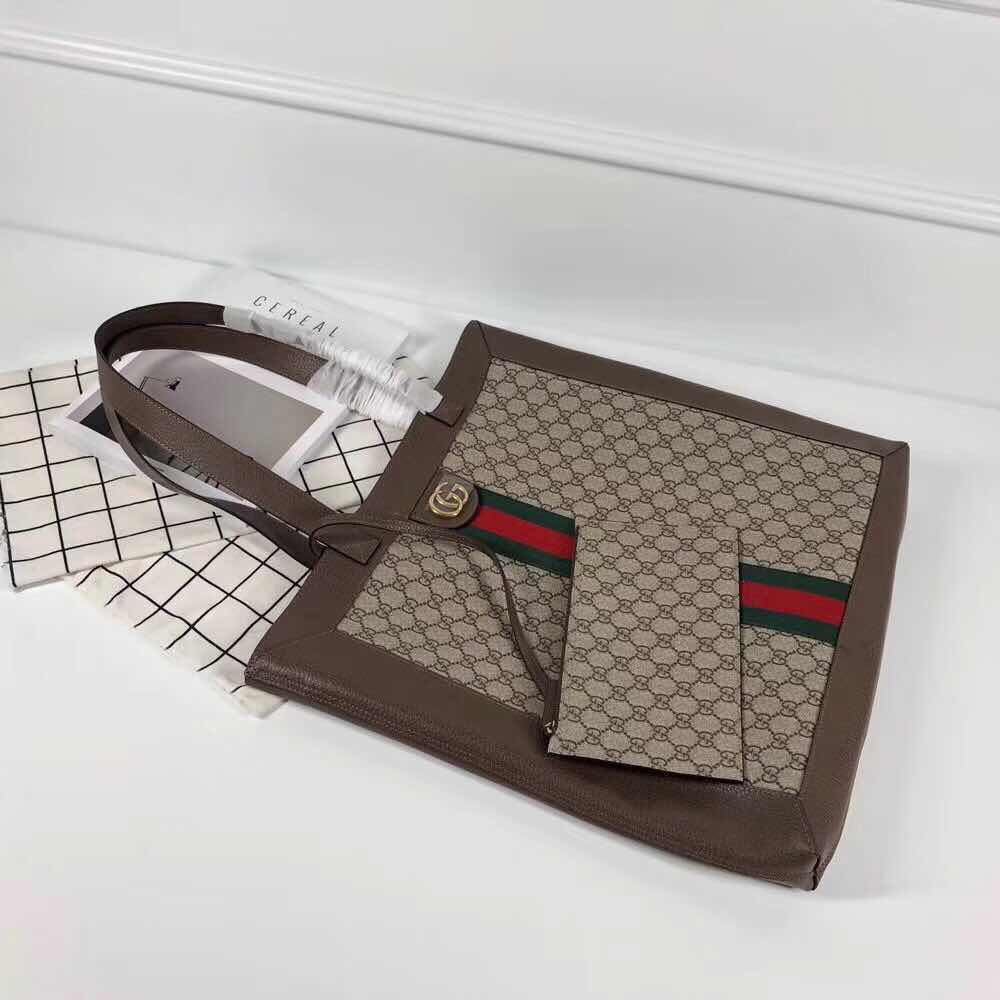 ec38ced814a0 WE Do Love Luxury: GUCCI Ophidia soft GG Supreme large tote Style ...