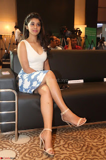 Yamini in Short Mini Skirt and Crop Sleeveless White Top 052.JPG