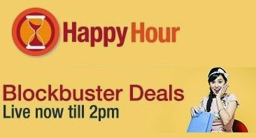 Amazon Happy Hour Sale (Valid till 1 PM – 2 PM) : Best Deals of the Week