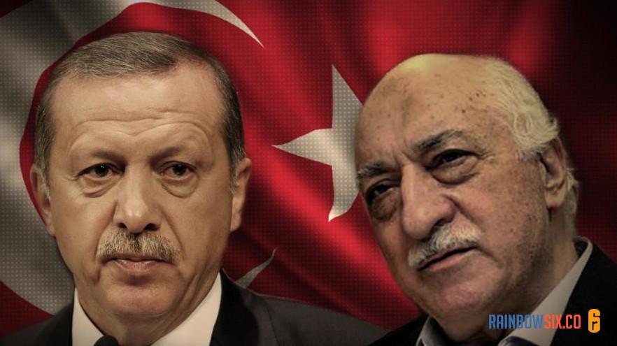 The fierce Gulen match versus Erdogan on the Green Field