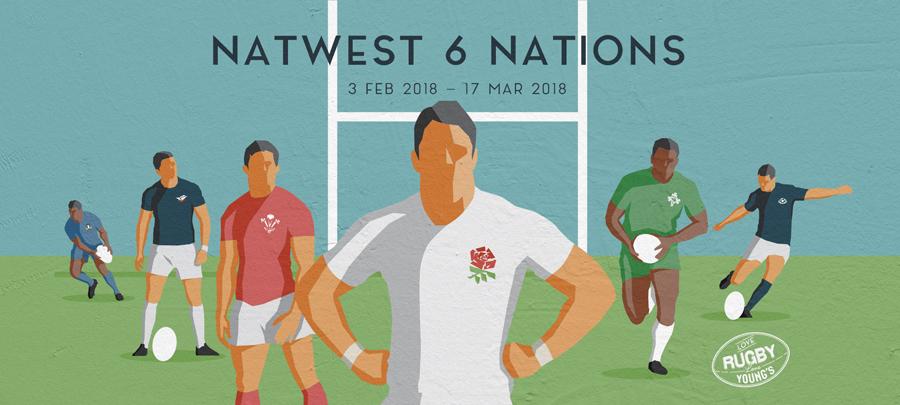 sei nazioni 2018 stadi calendario torneo