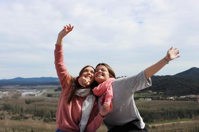 Lucía y Andrea #vivesandco
