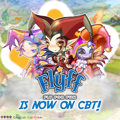 are opening the gates to the magical world of ROIKA once again Games : FlyFF is now on CBT (Closed Beta Test) for Southeast Asia