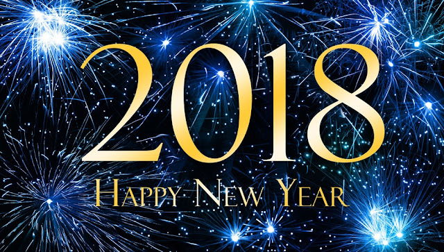 happy new year greetings 2018 hd