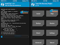 Cara Root dan Instal TWRP Oppo A39 Dengan Mudah 100% Work