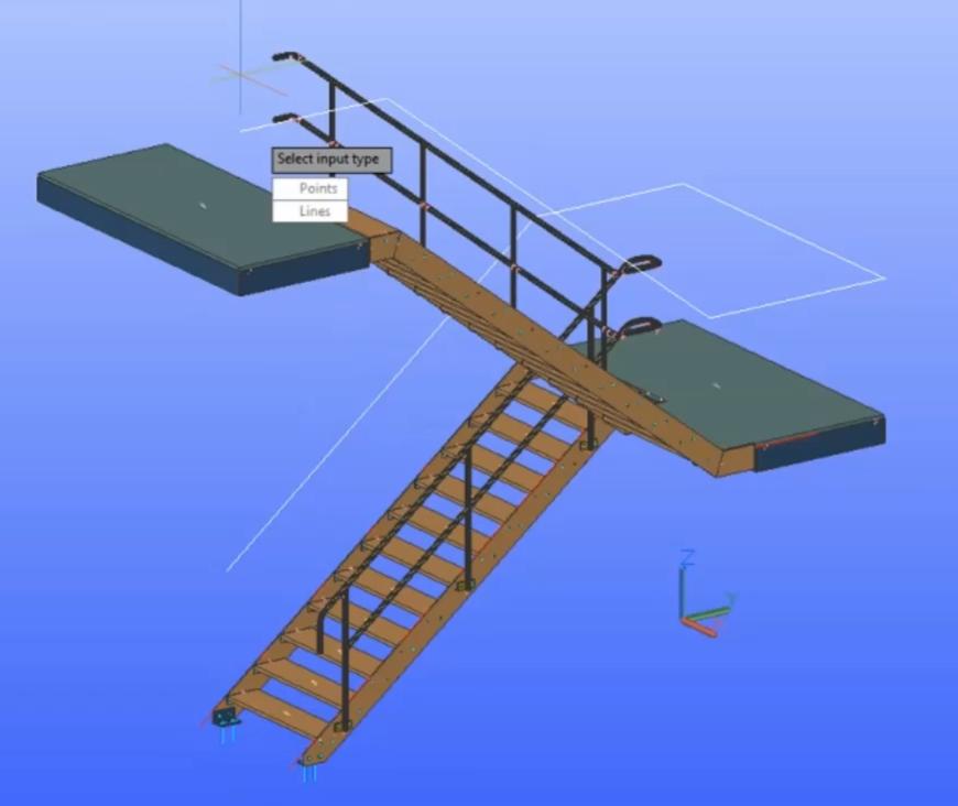 Revit Add-Ons: Stair & Railing Designer For Advance Steel