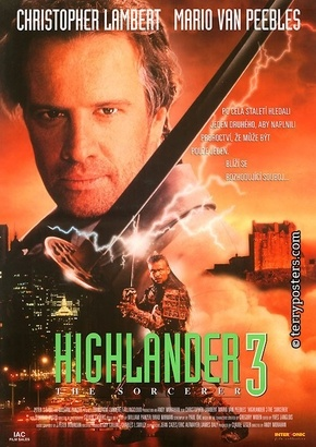 Highlander 3 - O Feiticeiro (Blu-Ray) Filmes Torrent Download capa