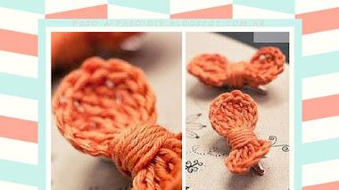 Moño al Crochet - DIY