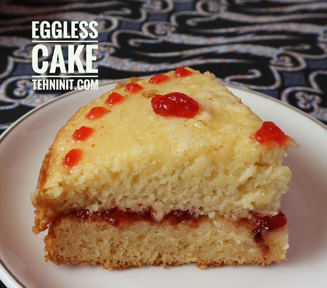 Bolu Susu Kental Manis (Condensed Milk Cake)