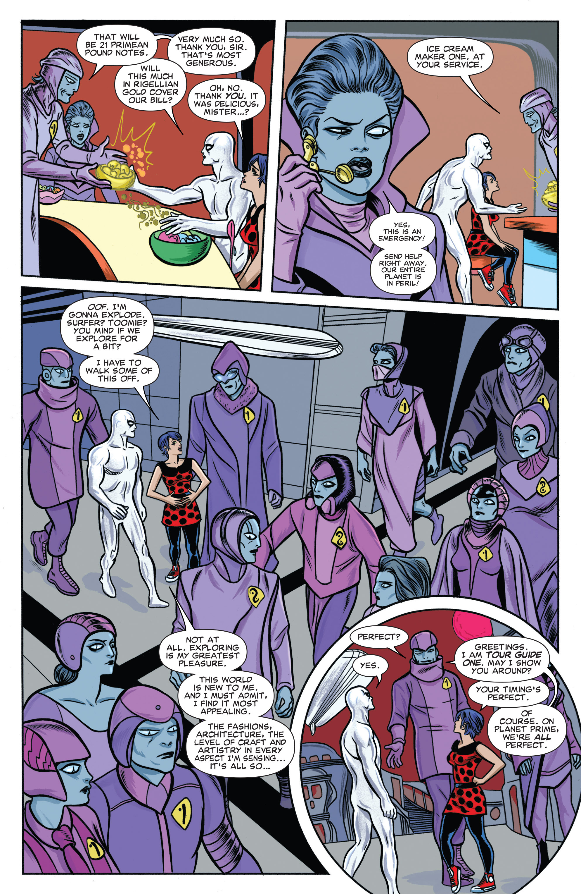Read online Silver Surfer (2014) comic -  Issue #6 - 10