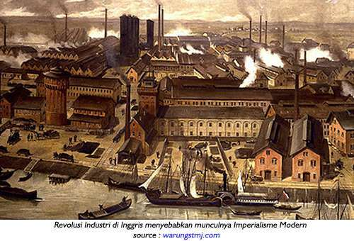 Latar Belakang Revolusi Industri, penyebab revolusi industri, pengaruh revolusi industri, sejarah revolusi industri, pengertian revolusi industri, sejarah singkat revolusi industri.