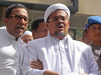 Mengejutkan ! Polda Jabar Ancam Layangkan Surat Perintah Membawa Habib Rizieq