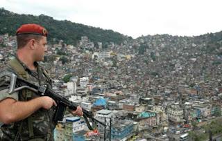Forças Armadas permanecerão no Rio até o fim de 2018.