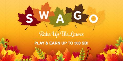 Play and Earn with Swagbucks Swago