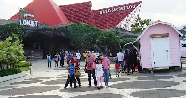 batu secret zoo jatim park wisata indonesia malang keluarga dan eco green park nurul sufitri mom lifestyle blogger