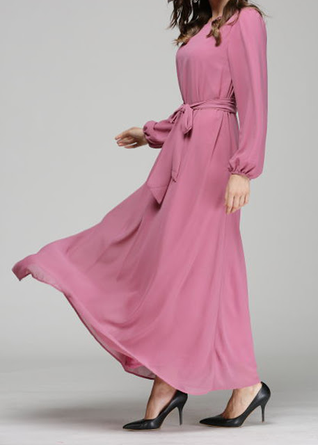 jubah chiffon cantik for women dress chiffon princess jubah sale
