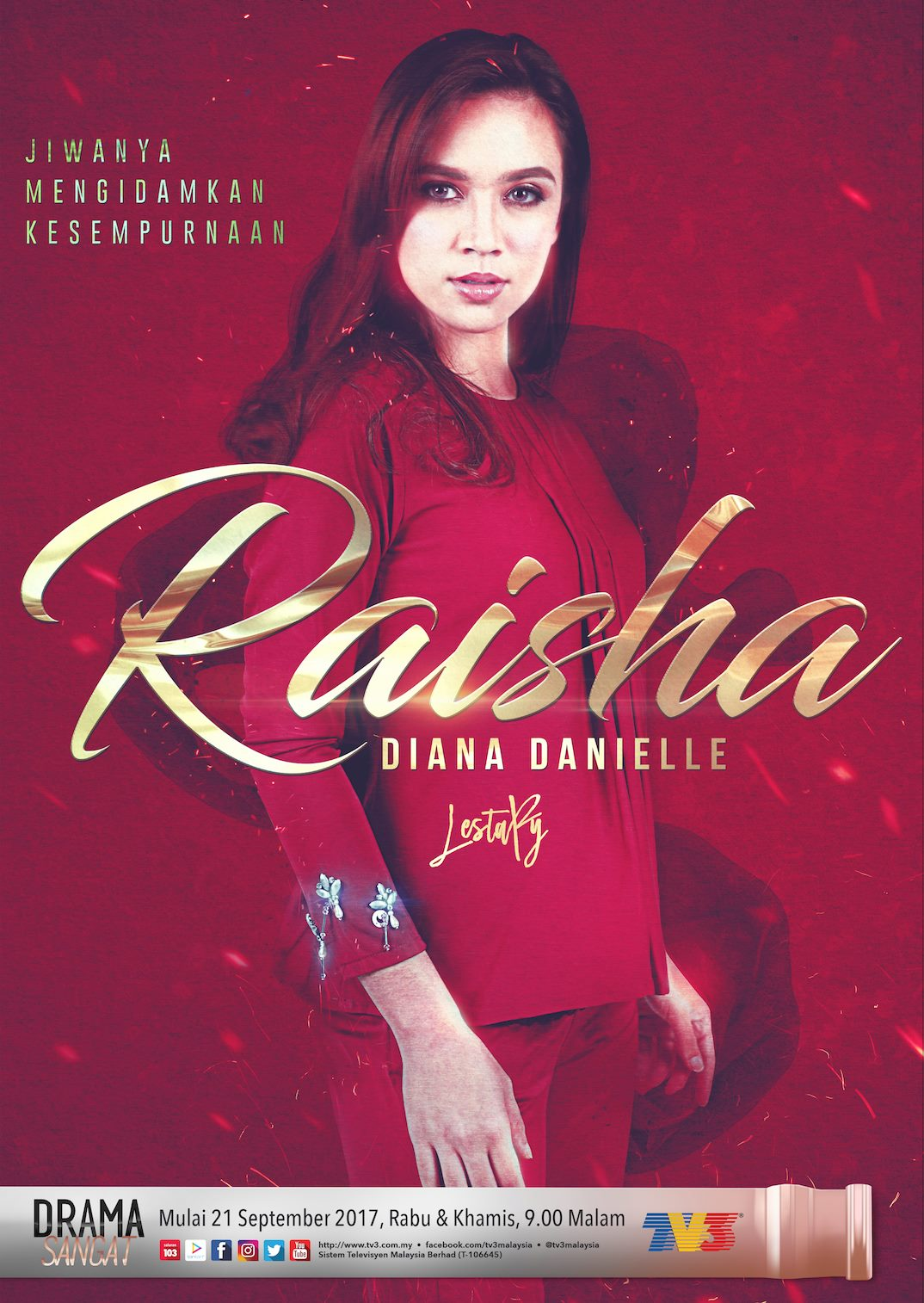 Raisha TV3
