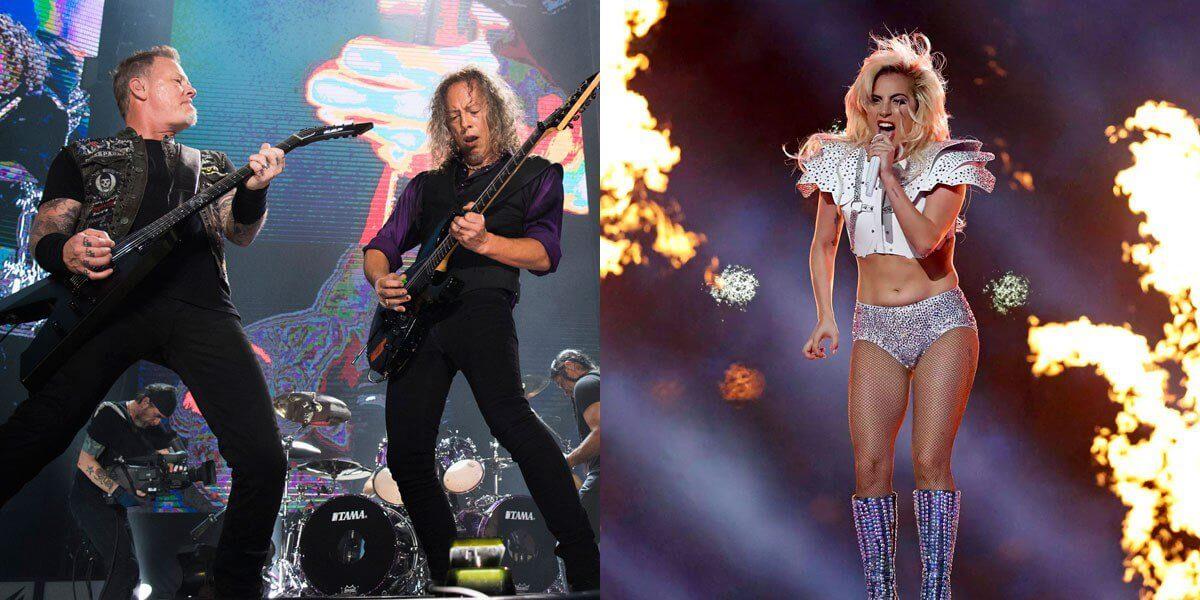 Lady Gaga se presentará junto a Metallica en los Grammy's 2017