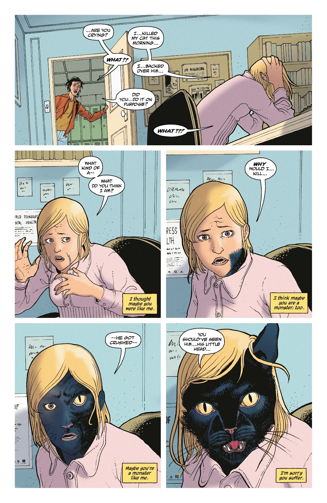 Read online She Could Fly comic -  Issue # _TPB - 28