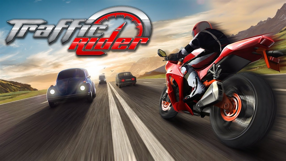 Traffic Rider Android Game Download Poster