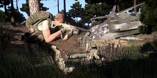 Arma3に墜落現場を作るスクリプト