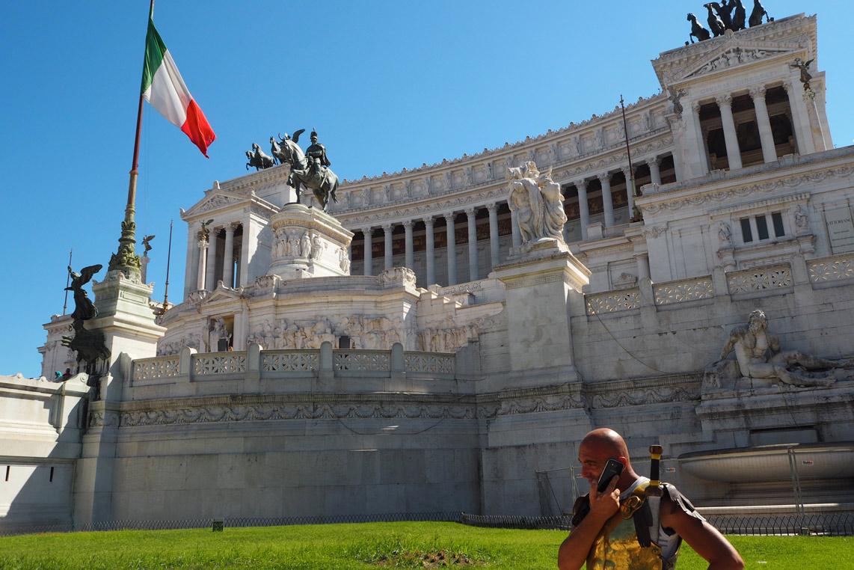 ROME DIARY III. 31