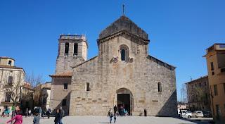 Monasterio de Sant Pere de Besalú.