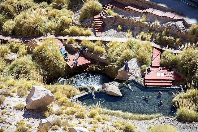 Termas de Puritama, San Pedro de Atacama
